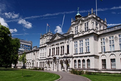 Cardiff University is one of the Best universities for indian students