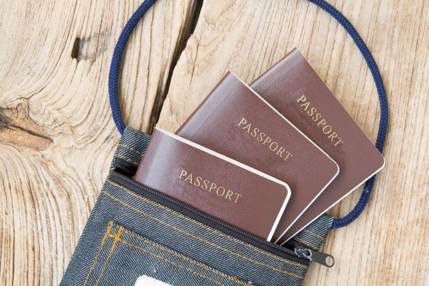 Passport is an important document in the study abroad checklist