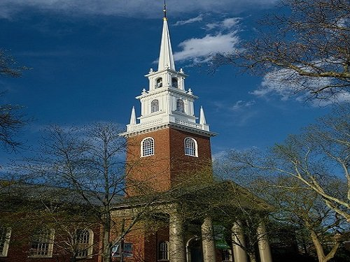 Harvard University provides scholarship for MS in USA
