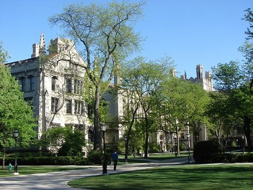 University of Chicago provides merit based and scholarships for ms in usa.