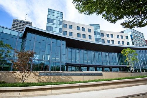 MIT beautiful campus building