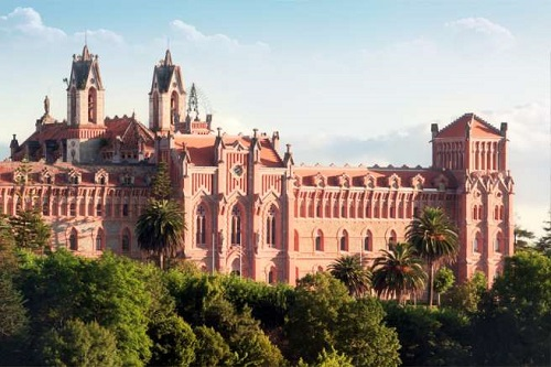 Comillas Pontifical university is one of the best places to study abroad