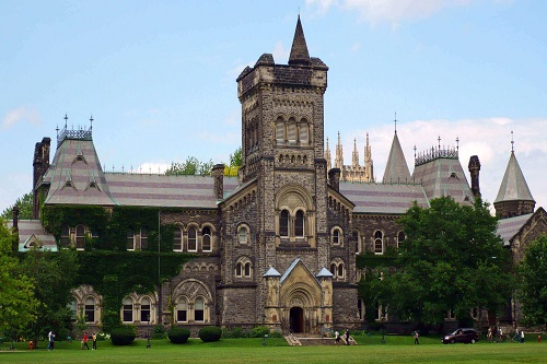 University of Toronto in Canada is one of the best places to study abroad