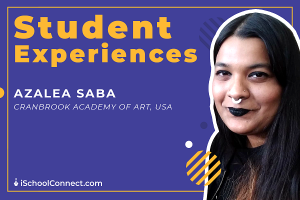 Student experiences | Study abroad questions with Azalea Saba