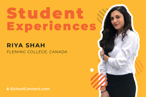 Student experiences | Riya Shah's study abroad diaries