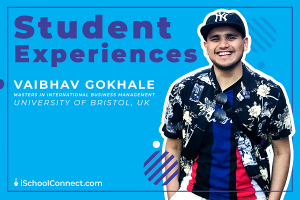 Student experiences | Student interview with Vaibhav Gokhale