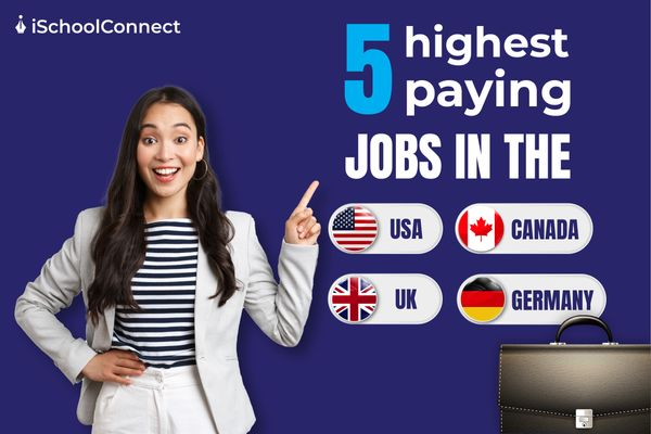 Highest paying student jobs in US, UK, Canada, and Germany